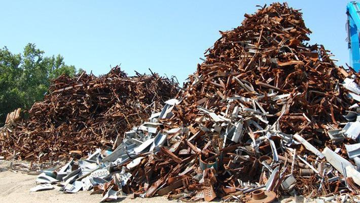Sắt thép phế liệu là gi? Phế liệu sắt có đáng giá không?