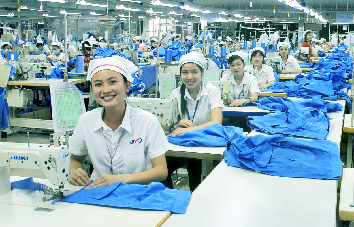 Quotation of labor supply services in Ho Chi Minh City