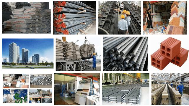 Top 10 đơn vị phân phối vật liệu xây dựng uy tín tốt nhất tại Tphcm