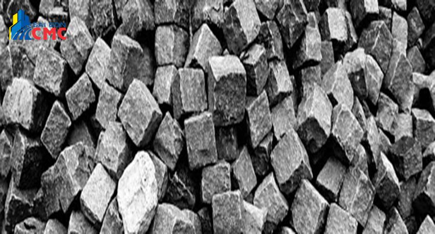 Cung cấp đá 5x7 đen xây dựng