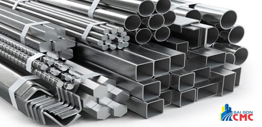 Đại lý sắt thép xây dựng tại tpHCM