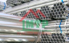 Manh Tien Phat Steel offers price list of black and galvanized steel pipes to customers
