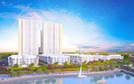 Dự án Asahi Towercó thiết kế hiện đại giá thích hợp