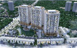Giới thiệu chung về dự án asahi tower quận 8