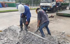 Công ty khoan cắt bê tông Hùng Vỹ