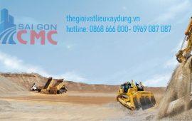 Giắ cát san lấp mặt bằng cạnh tranh cho các công trình của bạn
