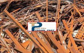 Dịch vụ thu mua phế liệu sắt Thành Phát chuyên nghiệp
