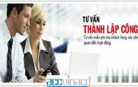 Dịch vụ tư vấn thành lập công ty TNHH tại ACC Việt Nam