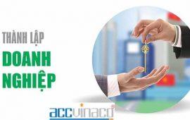 Dịch vụ thành lập công ty trọn gói ACC Việt Nam
