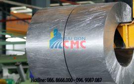 Sài Gòn CMC là đại lý cấp 1 cung cấp thép xây dựng từ các thương hiệu lớn tại khu vực phía nam
